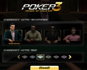 Poker 3 Heads Up Holdem