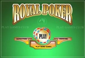 Royakl Vidéo Poker
