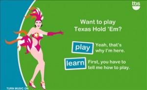 Texas hold'em en ligne