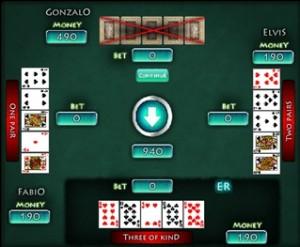 Classic Poker de Gazo
