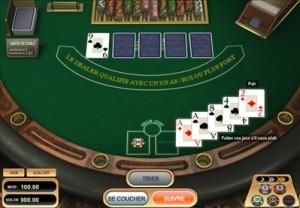 Astuce et triche sur Oasis Poker