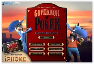 Governor of poker complet en ligne