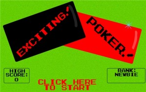 Jouez gratuitement a Exciting video poker