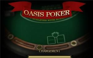 Oasis Poker sans telechargement de logiciel