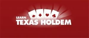 Jouer gratuitement en ligne sur Learn Texas Holdem