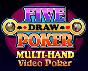 Jouez gratuitement au 7Red Five Draw Poker